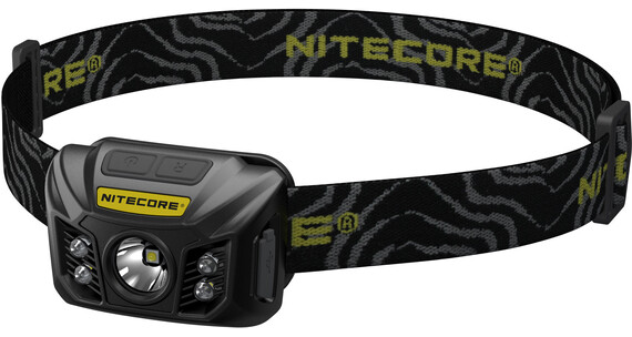 NITECORE NU30 LED Stirnlampe schwarz